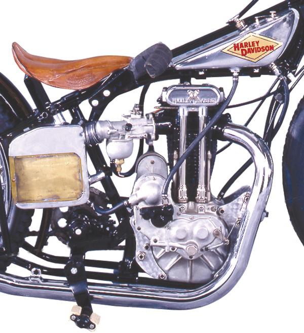 1934 Harley CAC Tank 600