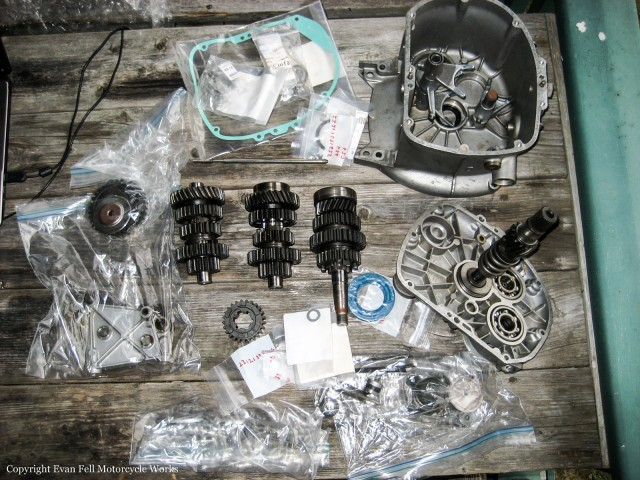 bmw-airhead-tranmission-parts