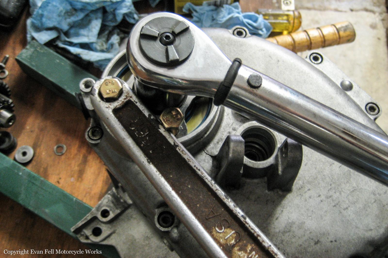 Rebuilding a BMW R80 Airhead Transmission – Evan Fell